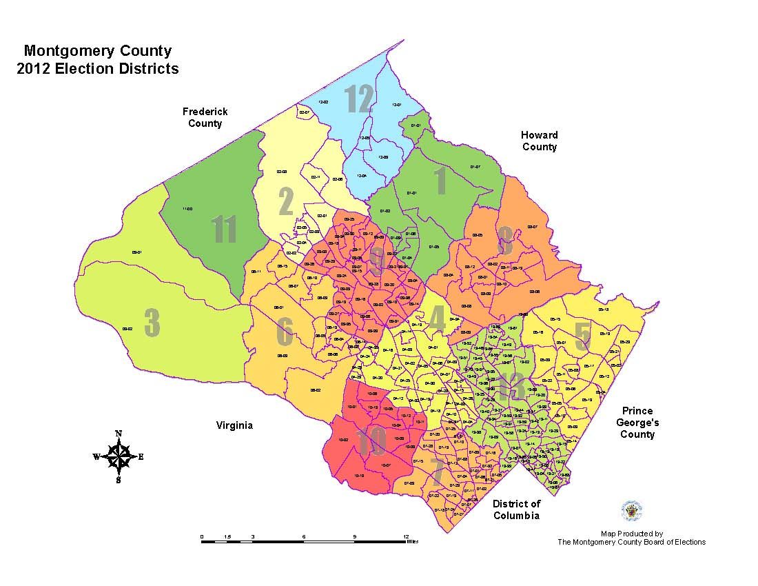 2014 Elections In Maryland Amp Montgomery County